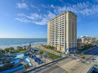 Oceanfront Westgate Myrtle Beach Resort Studio!