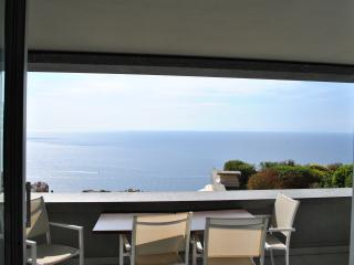 Holiday apartment in Cap d'Ail (5 min from Monaco)