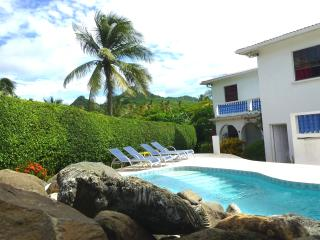 Blue Skies Apartments Free Night when 7 booked, Gros Islet
