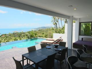 Triplex with private pool, Lamai Beach