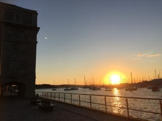 Sea view apartment, Royal William Yard, Plymouth