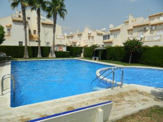 Holiday home for beaches/golf in Playa Flamenca, Torrevieja