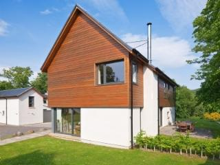 Luxurious self-catering lodge in Strathpeffer