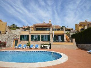Luxury 4 Bedroom Villa Pool Front Line Golf, Algorfa