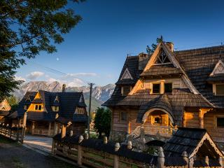 Mountain Residence with SPA, Zakopane