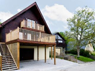 Hadleigh Lodge located in Little Petherick, Cornwall, Padstow