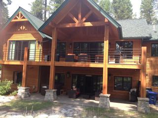 Luxury in the woods, Whitefish