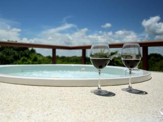 KIN PH7 - Corner Penthouse - TAO Wellness and Spa, Akumal