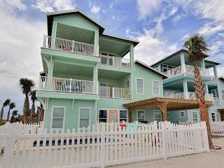 12 bedroom 12 bath beachfront home! 2 private pools!, Port Aransas