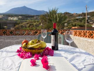 Pretty apartment in rural Tenerife, Icod de los Vinos