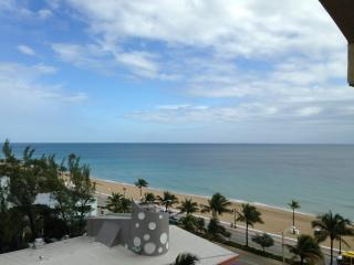 Oceanview 1 bedroom @ 5 star Atlantic Hotel & Spa!, Fort Lauderdale
