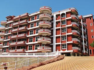 fully furnished appartment for rent (1200sq.ft) at, Palolem