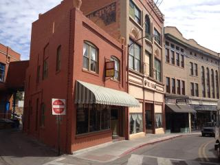 The Roost, located in the heart of Old Bisbee.