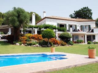 Fabulous House with Stunning  views to Gibraltar, Sotogrande