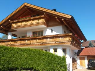 Duplex-apartment  with mountain view (5 BR), Unterammergau