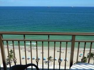 Oceanfront 2 queen beds studio - The Atlantic, Fort Lauderdale