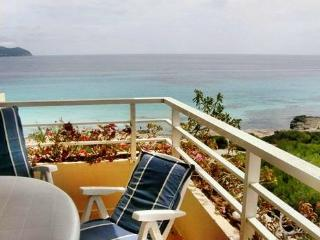 Apartment 2 Bedroom With pool incredible sea view, Cala Millor