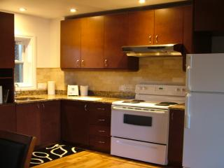 2 bedroom/chambres appartement, Quebec City