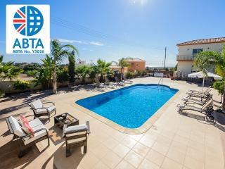Oceanview Villa 027 - Grand & Spacious 5 bed, Ayia Napa