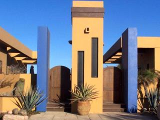 Modern Mexican Beach House With 60' Foot Lap Pool, La Ribera