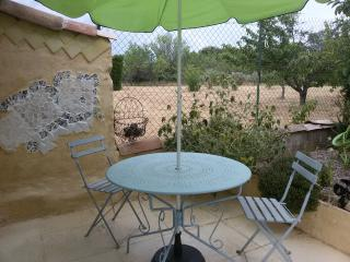 Small House with large garden  nearby Mt ventoux, Carpentras