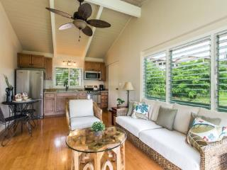 Manako Ohana Wonderful 1bd guest house in awesome Poipu a short 5 minute walk to beaches. *Free car with stays of 7 nts or more*