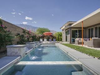 Swim, Golf, Sit by the Fire – 3BR with Mid-Century Style in Palm Springs