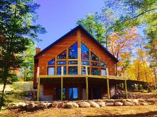 The Cranberry Lake Chalet Private Vacation Rental Home, Eagle River