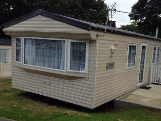 holiday caravan@Thorness Bay Isle of WIGHT, Cowes