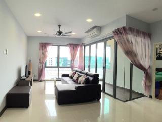 2 Bed Room Apartment @ City Centre, Kota Kinabalu