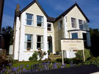 Derrin Guest House Bed and Breakfast, Larne