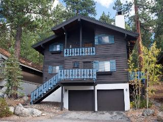 Tahoe Chalet – Authentic Chalet, Heavenly Valley, Grill, Wifi, Game Room, Sauna, Spa, South Lake Tahoe