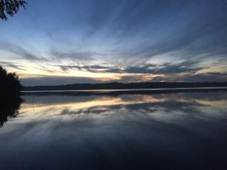Romance And Sunsets, Right On The Beach, Lakebay