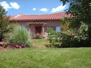 Nice sized Condo with a touch of the Southwest! Centrally located in West Sedona