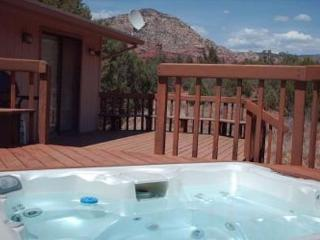Lovely, private home in West Sedona with Wonderful Views!