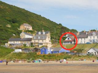 Sea View Holliday Cottage, Tresaith