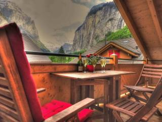 Luxury Penthouse Apartment., Lauterbrunnen