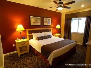 Wyndham Vacation Resorts – unit C, Steamboat Springs