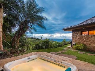Luxury Beach Front Cottage - Spa\Jacuzzi, Kilauea