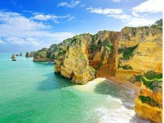 Winter months in the Algarve-Sun for less-couples, Albufeira