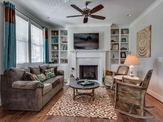 Arts and Crafts 4BR Home with Nashville Style