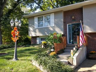Private Getaway Home for Relaxation and Adventure, Boonville
