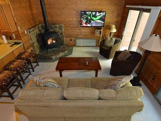 Powder Monkey 11: Fireplace, 3 BR / 2 Baths, Snowshoe