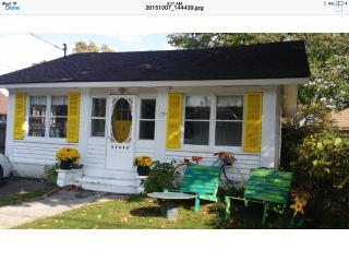 Cute 3 bdrm cottage in Crystal Beach,walk to beach