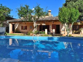 124 Sineu, cottage with all facilities