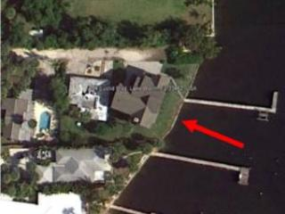 Unique intracoastal home with private boat dock, Lantana
