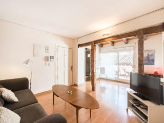 PENTHOUSE WITH SUNNY TERRACE IN SOL (free WIFI), Madrid
