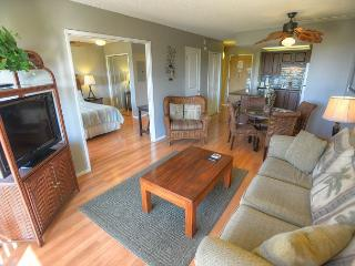 South-Facing Fully Renovated 1-Bedroom Condo with Ocean and Mountain Views, Kihei