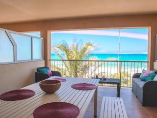 Frontline apartment with stunning views of Arenal, Playa de Palma