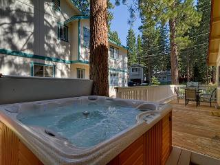 Spacious 3BR Home near South Lake Tahoe – Sleeps 9!